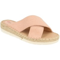 Zapatos Mujer Zuecos (Mules) Suncolor 9082 Rosa