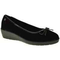 Zapatos Mujer Bailarinas-manoletinas Mysoft 195501 Negro