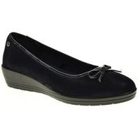 Zapatos Mujer Bailarinas-manoletinas Mysoft MANOLETINAS  MARINO Azul