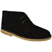 Zapatos Hombre Botas de caña baja Taum 514 Negro