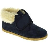 Zapatos Niño Botas de nieve Tokolate BOTIN NIÑO  MARINO Azul