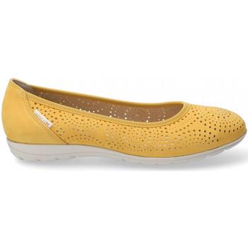 Zapatos Mujer Bailarinas-manoletinas Mephisto ELSIEPERF Amarillo
