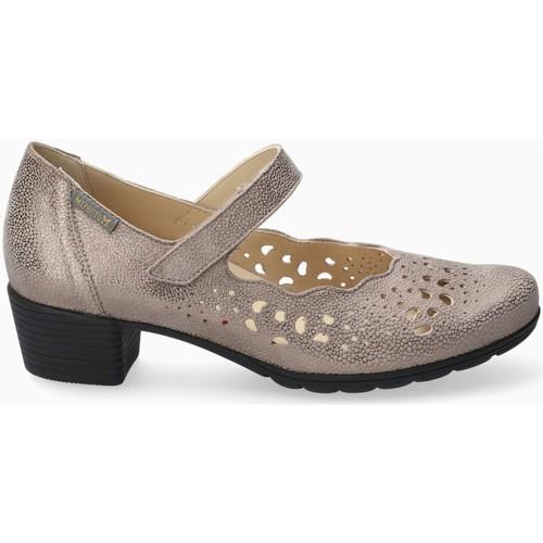 Zapatos Mujer Zapatos de tacón Mephisto IVORA Marrón