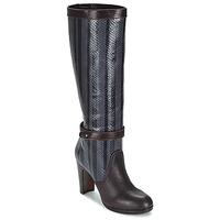 Zapatos Mujer Botas urbanas Chie Mihara NERVE Morado