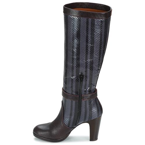 Zapatos Mihara Botas Morado Nerve Chie Mujer Urbanas qVpGMzSU