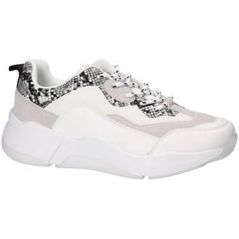 Zapatos Mujer Zapatillas bajas Bullboxer Bull Boxer basket blanche 077003F5S Blanco