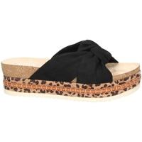 Zapatos Mujer Sandalias Bullboxer Bull Boxer sandales noire 886030F1T Negro