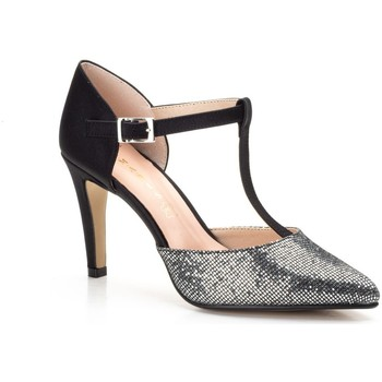 Zapatos Mujer Zapatos de tacón Jennifer Pallares Sandalias de vestir de mujer by Jennifer Pallarés Noir