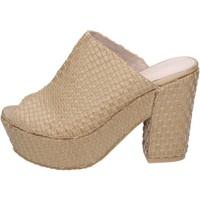 Zapatos Mujer Sandalias Sara Lopez BN797 beige