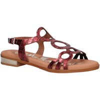 Zapatos Mujer Sandalias Oh My Sandals 4655-BR113 Rojo