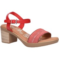 Zapatos Mujer Sandalias Oh My Sandals 4690-V4CO Rojo