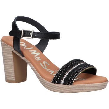 Zapatos Mujer Sandalias Oh My Sandals 4726-V2CO Negro