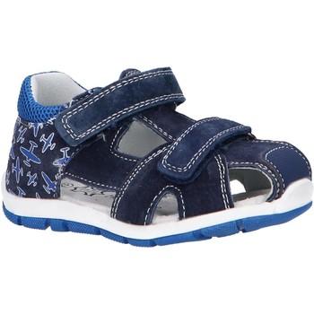 Zapatos Niños Sandalias de deporte Happy Bee B144194-B1392 Azul