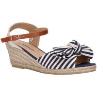 Zapatos Mujer Alpargatas Top Way B269193-B6600 Azul