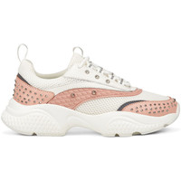 Zapatos Zapatillas bajas Ed Hardy Scale runner-stud white/pink Rosa