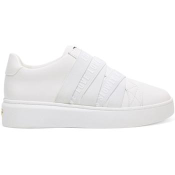 Zapatos Zapatillas bajas Ed Hardy Overlap low top white Blanco