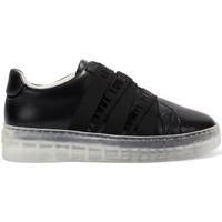 Zapatos Zapatillas bajas Ed Hardy Overlap low top black Negro