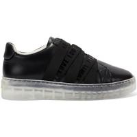 Zapatos Mujer Zapatillas bajas Ed Hardy - Overlap low top black Negro