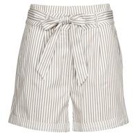 textil Mujer Shorts / Bermudas Vero Moda VMEVA Blanco / Beige