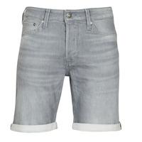 textil Hombre Shorts / Bermudas Jack & Jones JJIRICK Gris