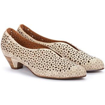 Pikolinos ELBA W4B MARFIL - Zapatos Zapatos de tacón Mujer 9995
