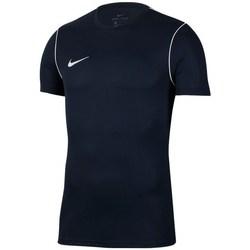 textil Hombre camisetas manga corta Nike Park 20 Negros