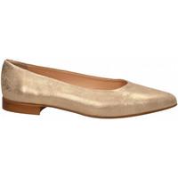 Zapatos Mujer Bailarinas-manoletinas Lamica CARUSO ecru