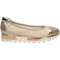 Zapatos Mujer Bailarinas-manoletinas Le Pepé CERVO beige