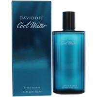 Belleza Hombre Cuidado Aftershave Davidoff COOL WATER AFTER SHAVE 125ML Multicolor