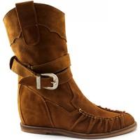 Zapatos Mujer Botas urbanas Divine Follie DIV-E20-700-CU Marrone