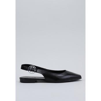 Zapatos Mujer Bailarinas-manoletinas Krack  Negro