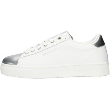 Zapatos Mujer Zapatillas bajas Trussardi 79A004789Y099999 blanco