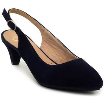 Zapatos Mujer Zapatos de tacón Desiree NINA Azul
