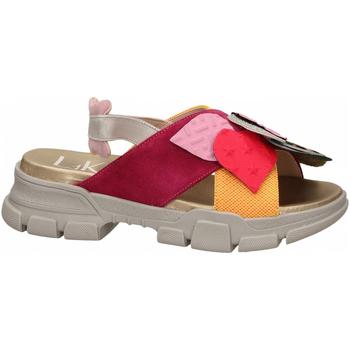 Zapatos Mujer Sandalias L4k3 SANDAL PATCH fuxia
