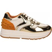 Zapatos Mujer Zapatillas bajas Voile Blanche MARANSTUDS oro