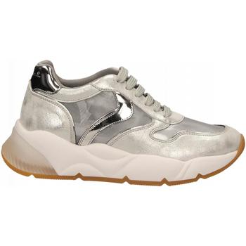 Zapatos Mujer Zapatillas bajas Voile Blanche SHEELMESH argento-nichel