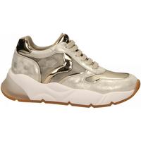 Zapatos Mujer Zapatillas bajas Voile Blanche SHEELMESH oro