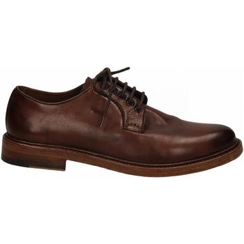 Zapatos Hombre Derbie Brecos BUFALO brandy