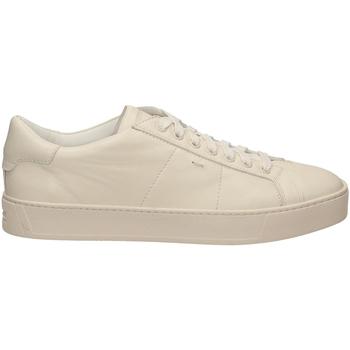 Zapatos Hombre Zapatillas bajas Santoni PILARE-SSS bianco
