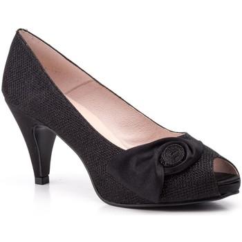 Zapatos Mujer Zapatos de tacón Jennifer Pallares Sandalias de vestir de mujer by Noir
