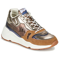 Zapatos Mujer Zapatillas bajas Pepe jeans HARLOW SPACE Bronce