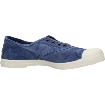 Zapatos Niño Tenis Natural World - Sneaker blu 102E-628 BLU