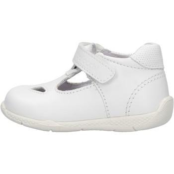 Zapatos Niña Derbie Balocchi - Occhio di bue bianco 101149 BIANCO