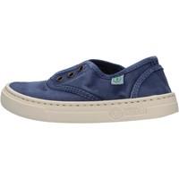 Zapatos Niño Zapatillas bajas Natural World - Sneaker blu 6470E-628 BLU