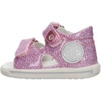 Zapatos Niña Sandalias Falcotto - Sandalo rosa NEMO-0M02 ROSA