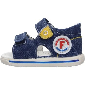 Zapatos Niño Sandalias Falcotto - Sandalo jeans NEMO-0C06 BLU