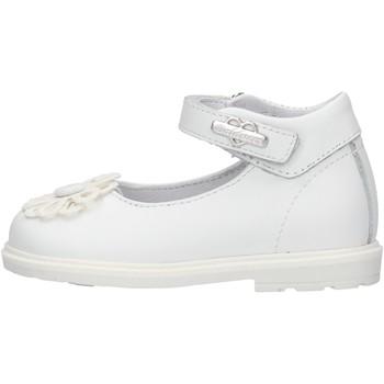 Zapatos Niña Deportivas Moda Balducci - Bambolina bianco CITA3455 BIANCA