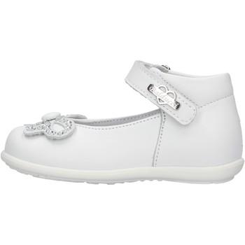 Zapatos Niña Deportivas Moda Balducci - Bambolina bianco CITA3850 BIANCA