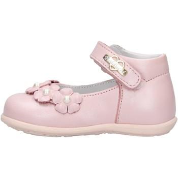 Zapatos Niña Bailarinas-manoletinas Balducci - Ballerina rosa CITA3853 ROSA