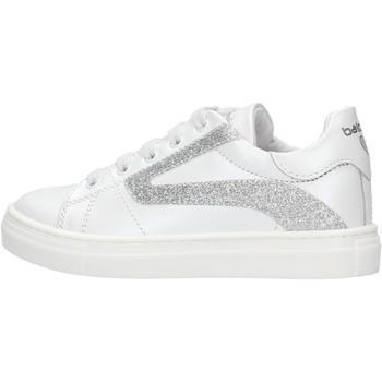 Zapatos Niño Zapatillas bajas Balducci - Sneaker bianco BUTT1570 BIANCA
